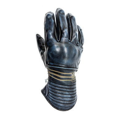 HELSTONS - RIDER HIVER - Gloves - Men's - blue