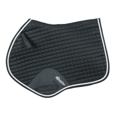Equestro - SS00207 - GP Saddle Pad - black