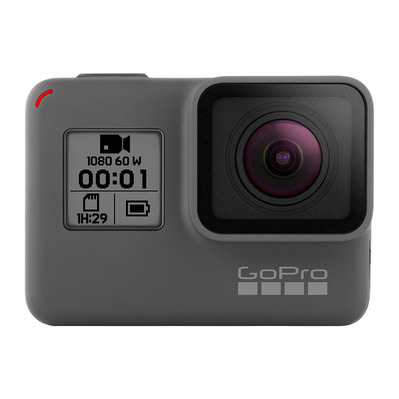 GoPro - HERO 2018 - Reconditioned Camera - silver - Grade A
