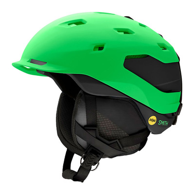 SMITH - QUANTUM MIPS - Ski Helmet - matt reactor black