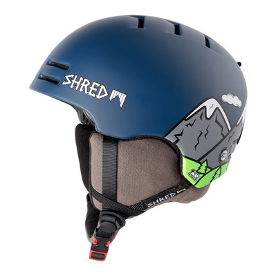 SHRED - SLAM-CAP NOSHOCK - Helmet - needmoresnow