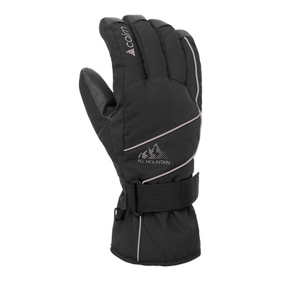 CAIRN - PILATUS CTEX - Ski Gloves - Men's - black/grey