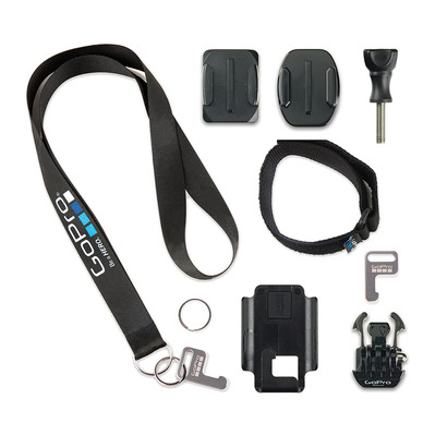 GoPro - SMART REMOTE - Accessories Kit - black