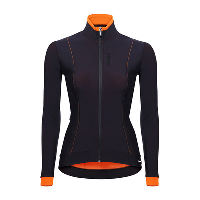 SANTINI - PASSO - Trikot - Frauen - black/orange