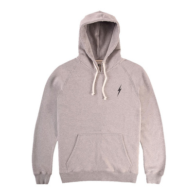 LIGHTNING BOLT - MOSAIC FLEECE - Sweatshirt - Männer - heather grey