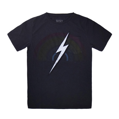 LIGHTNING BOLT - BOLT ON RAINBOW - T-Shirt - Männer - moonless night