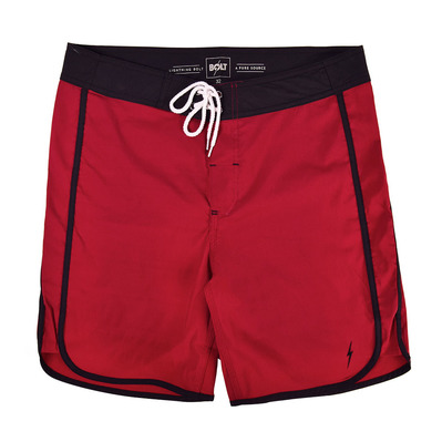 LIGHTNING BOLT - CORE SCALUP - Boardshorts - Männer - biking red