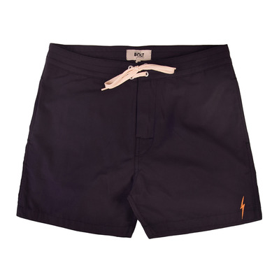 LIGHTNING BOLT - Plain Crane Board - Boardshorts - Männer - moonless night