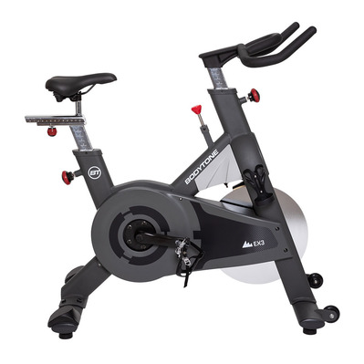 BODYTONE - EX3 - Exercise Bike -  black