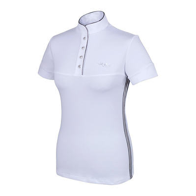 FAIR PLAY - OLIVIA - Turnier-Poloshirt - Frauen - white