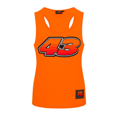 GRUPPO PRITELLI - 2034308 - Tanktop - Frauen - orange