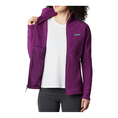 COLUMBIA - BASIN TRAIL™ II FULL ZIP - Sweatshirt - Frauen - plum