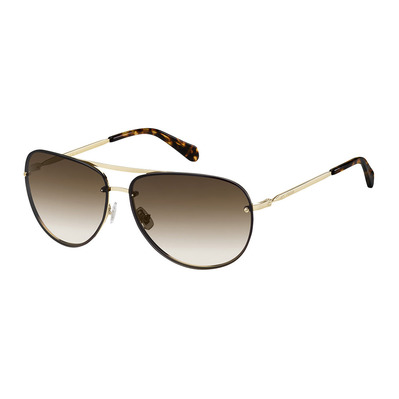 FOSSIL - 2084/S - Sonnenbrille - light gold/brown