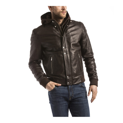 BLUE WELLFORD - MAROS - Blouson - Männer - brown