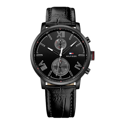 Tommy Hilfiger - ALDEN - Quartz Watch - Men's - black
