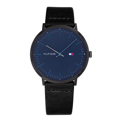 Tommy Hilfiger - JAMES - Quartz Watch - Men's - black