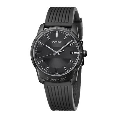 Calvin Klein - EVIDENCE - Quartz Watch - Men's - black