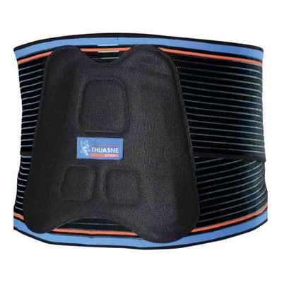 THUASNE - Lumbar support belt black