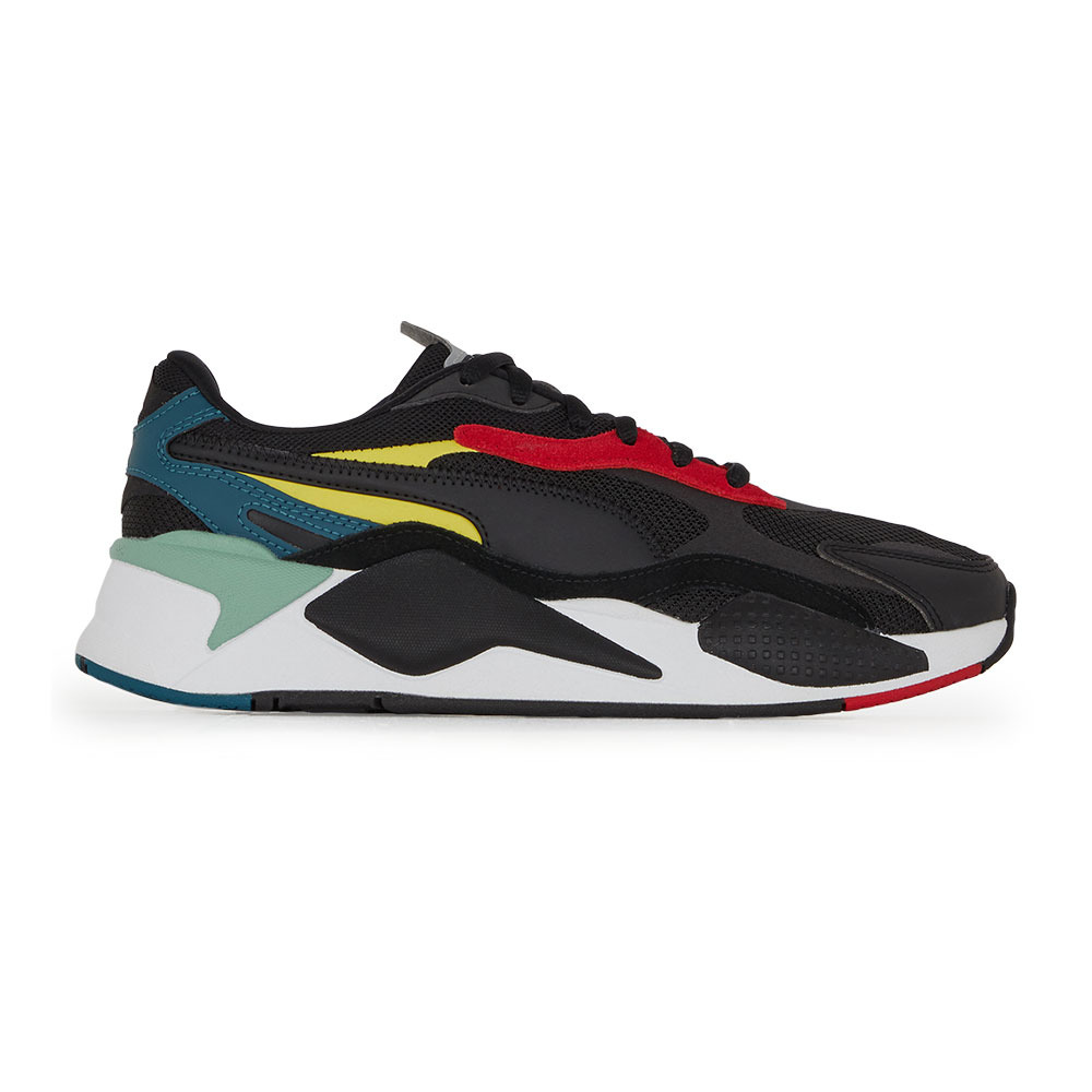 BRADERIE LIFESTYLE HOMME Puma RS-X3 PUZZLE - Sneakers Homme puma ...