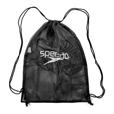 SPEEDO - EQUIPMENT MESH 35L - Net Bag - black
