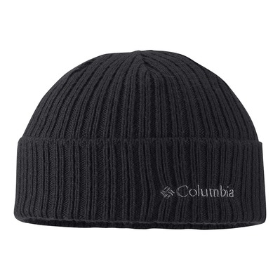 COLUMBIA - WATCH CAP - Gorro black/black