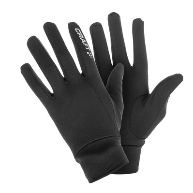 CRAFT - THERMAL RUN - Gants black