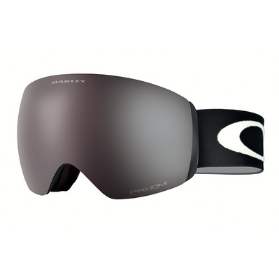 OAKLEY - Ski Goggles - FLIGHT DECK XM matt white - prizm black iridium