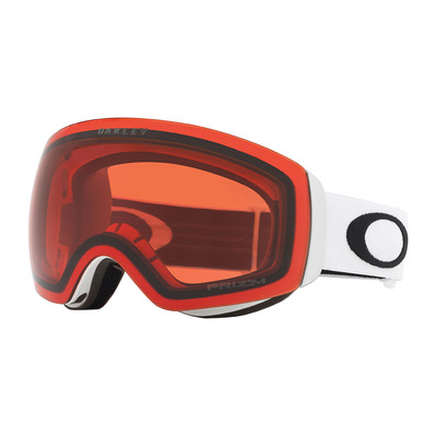 OAKLEY - FLIGHT DECK XM - Masque ski matte white/prizm rose