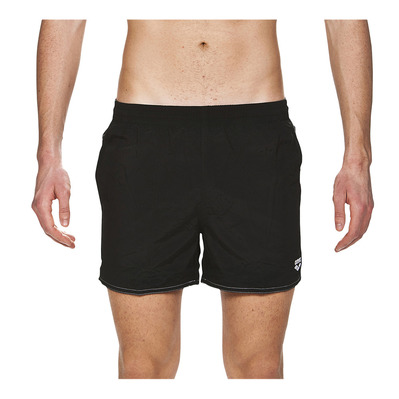 ARENA - BYWAYX - Swimming Shorts - Men's - black/white