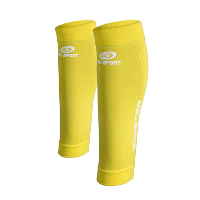 BV SPORT - BOOSTER ONE - Calf Sleeves - yellow