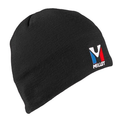 MILLET - ACTIVE WOOL - Beanie - black