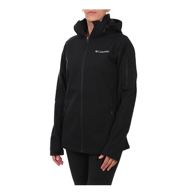 COLUMBIA - CASCADE RIDGE - Jacket - Women's - black