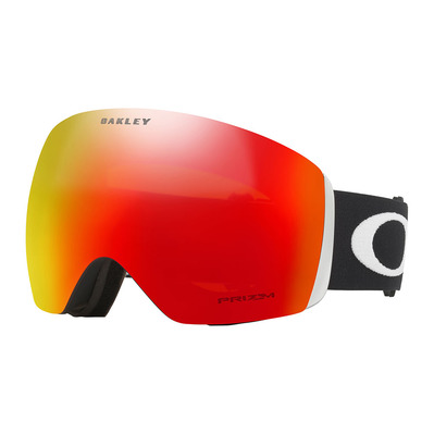 OAKLEY - FLIGHT DECK - Masque ski matte black/prizm torch iridium