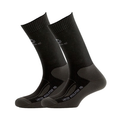 THERM-IC - WINTER INSULATION MID - Chaussettes black