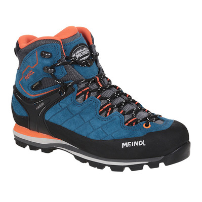 MEINDL - LITEPEAK GTX - Hiking Shoes - Men's - blue/orange