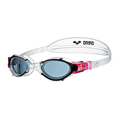 ARENA - NIMESIS CRYSTAL - Swimming Goggles - Women's - smoke clear/black