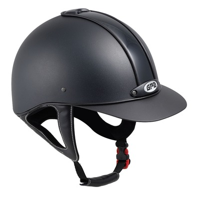 GPA - NEW CLASSIC 2X - Riding Helmet - black