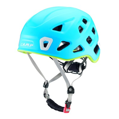 CAMP - STORM - Casco de alpinismo blue