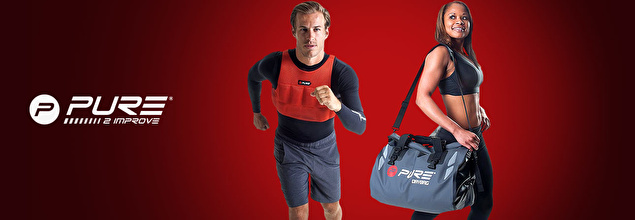PURE2IMPROVE en vente flash sur PRIVATESPORTSHOP