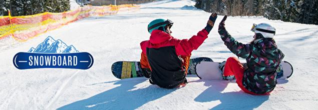 SNOWBOARD en promo chez PRIVATESPORTSHOP