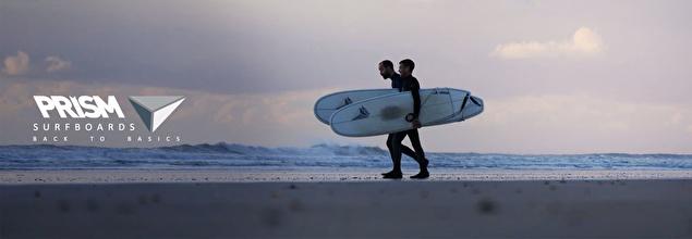 PRISM SURFBOARDS à prix discount chez PRIVATESPORTSHOP