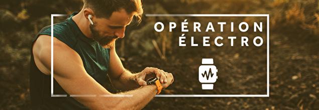 OPERATION ELECTRO pas cher chez PRIVATESPORTSHOP
