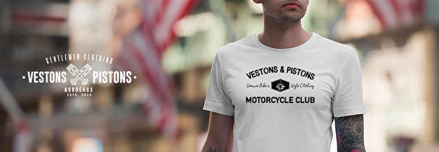 VESTONS & PISTONS en soldes chez PRIVATESPORTSHOP